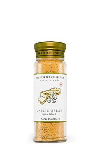 Garlic Bread Spice Blend, The Gourmet Collection Spice Blends (Gourmet Bread)