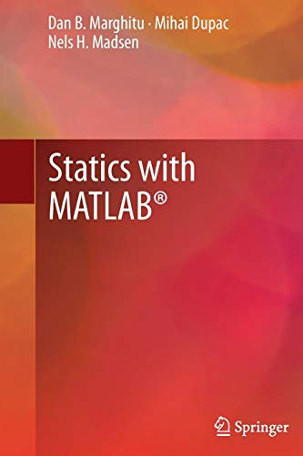 Statics with MATLAB®
