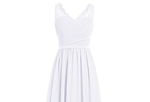 Leader of the Beauty - Robe - Femme -  blanc - 46