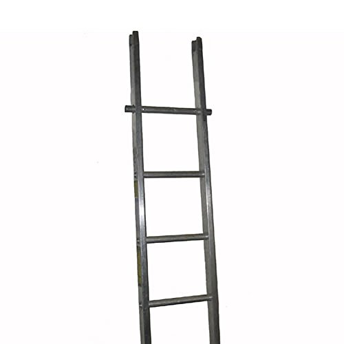 Metallic Ladder Aluminum Window Cleaning/Washing Sectional Specialty Ladders (Center Section)