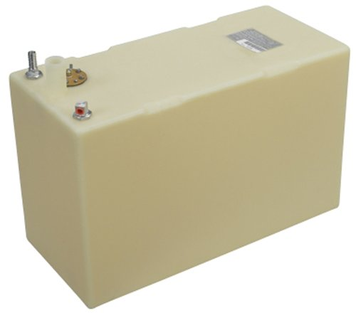 Moeller Marine Below Deck Permanent Fuel Tank (20-Gallon, 26