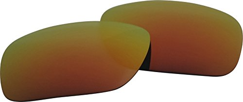 ReVive Optics HB13-P-M-RD Replacement Lens For Oakley Holbrook (Polarized Red - Oakleys Holbrook Cheap