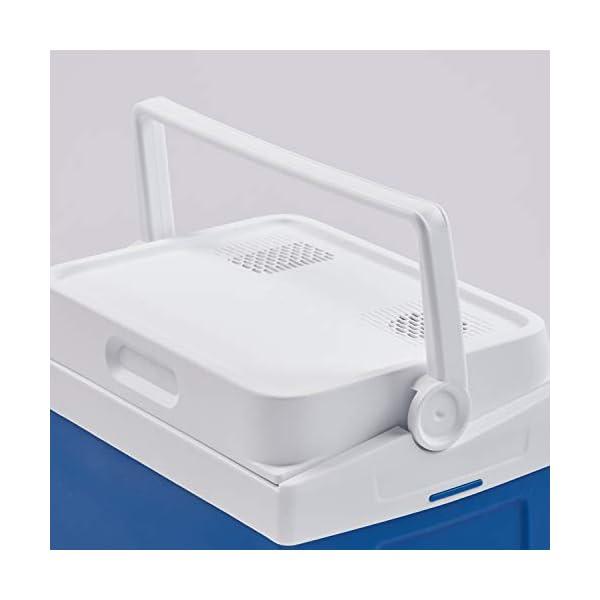 31sjQnVv8FL Mobicool MV26, tragbare elektrische Kühlbox, 25 Liter, 12 V und 230 V für Auto, Lkw, Reisemobil, Boot und Steckdose