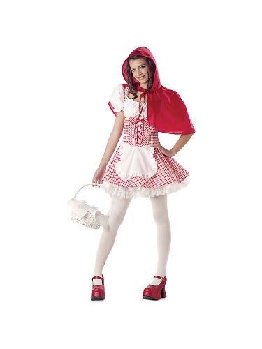 Little Red Riding Hood Tween Costume - -