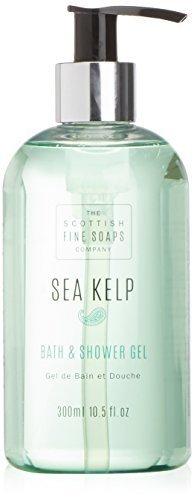Scottish Fine Soaps Au Lait Bath & Shower Gel 300ml by HealthMarket