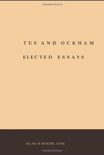 Scotus and Ockham: Selected Essays