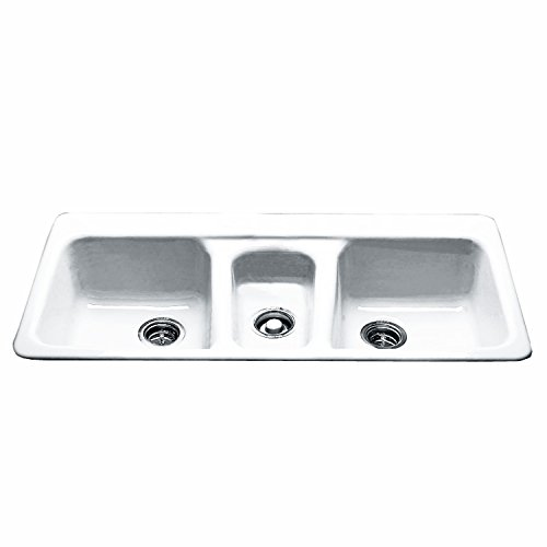 CECO Sinks Bolsa Chica 797 4 20 Self Rimming Kitchen Sink 43u0027