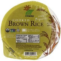 Steamed Brown Rice Bowl, Organic, Microwaveable, 7.4-Ounce Bowls (Pack of 12) Thank you for using our - Ounce 7.4 Bowls