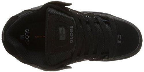 Black Schwarz Night Nero Unisex Sneakers Tilt Globe FWnq6Xft