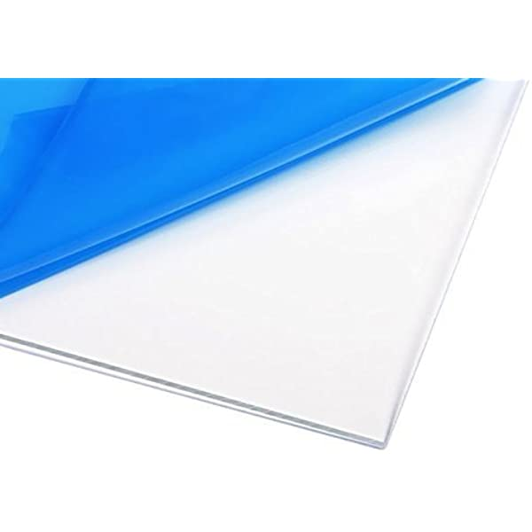 Perspex Acrylic Sheet Clear Plastic Panel Sheet Window Panels Cut to Size