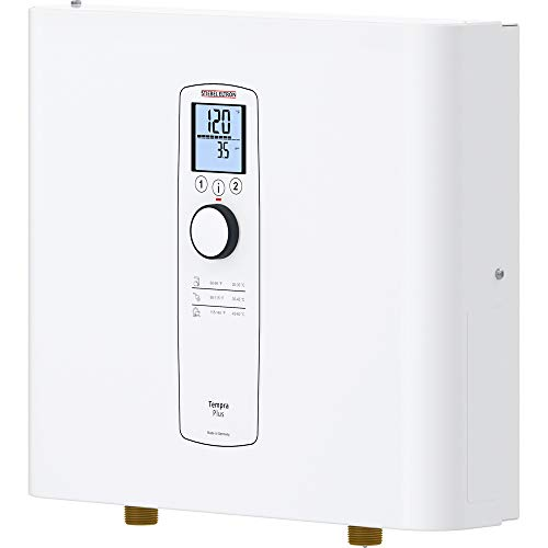 Stiebel Eltron 24 Plus Tempra, Tankless Water Heater, White
