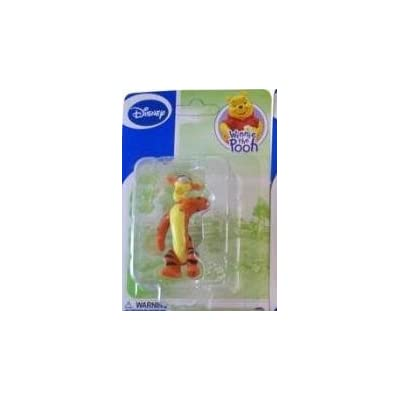 "Disney Winnie The Pooh 2""-3"" Tigger Figurine Cake Topper by TOONTOY: Toys & Games"