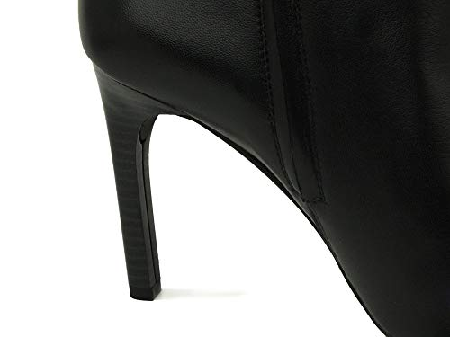 D Black Botines C9999 Femme Faviola Geox Noir 5qpfnw