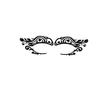 sial Inda: Ojos Tattoo Cali Sira. Selb sktkl autoadhesivo) Ojo ...