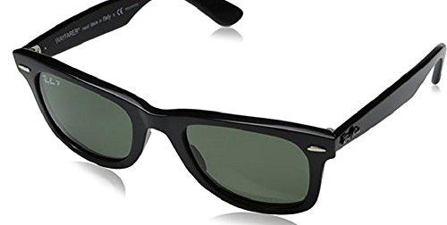 Ray Ban Sunglasses 2140 (54 mm Black Frame, Solid Black - Ban Ray 2140 54mm