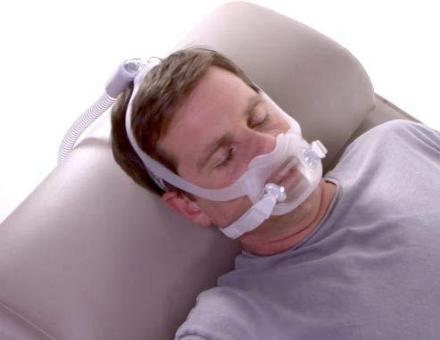 DreamWear_Full_Face_Mask Size_MediumWide (Model_1133378)-No_Headgear($1_Extra) by Philiips_Respiironics_ (Image #7)