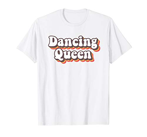 Dancing Queen Tshirt | 1970s t shirt | 70s Graphic Tees ()