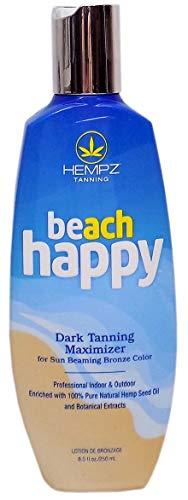 Maximizer Dark Tanning (Hempz Beach Happy Dark Tanning Maximizer)