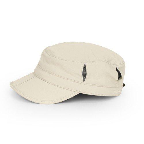 Sunday Afternoons Sun Tripper Cap, Cream, Large