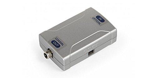 Fonestar FO-366 Plata convertidor de Audio - Conversor de Audio (6 V, 47 mm, 70 mm, 20 mm)