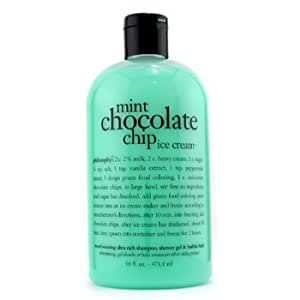 Philosophy Mint Chocolate Chip Ice Cream 3-in-1 Shower Gel