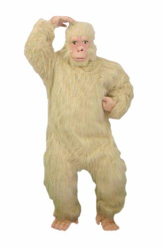 RG Costumes Men's  Beige Gorilla, Beige, One Size Fits Most