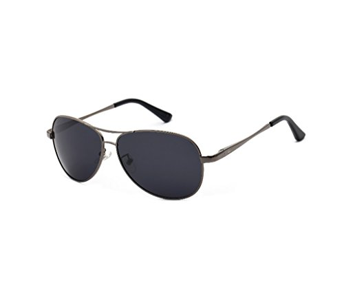 Ligero Hombres de Gafas Color Marco Deporte 3 Metal conducción polarizadas los de de Sol 6 Ultra de de Yxsd SunglassesMAN axqSPn