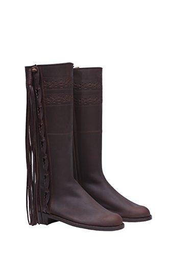 BOTOSVALVERDE BOTOSVALVERDE Marrón Boots Women's Women's vUwWUq5npR