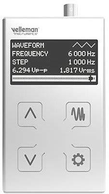 (Digital Pocket Function Generator - 1 MHz)