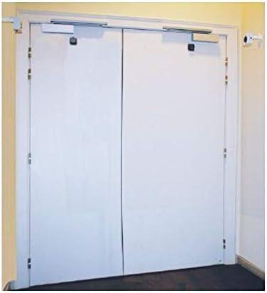 Fldas D32SG - Puertas para puerta (204 x 93 + 53 mm, 30 minutos EI30): Amazon.es: Bricolaje y herramientas