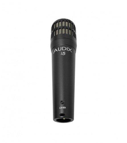 - Audix I5 Dynamic Instrument Microphone