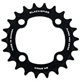 BlackSpire Super Pro Chainring, 22t x 64bcd, 9 or 10s