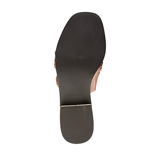 Cole Haan Kvinna Carly Blommig Sandal 35mm Korall Mandel