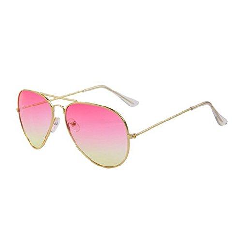 Fashion Women Sunglasses Classic Sea Gradient Shades Brand Designer Sun glasses - Bean Glasses Chilli