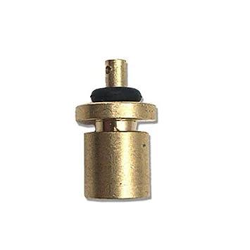 Recambio de Gas Adaptador Botella de Gas butano Cartucho de Gas/Recipiente para Camping al Aire Libre Estufa Cilindro Relleno de butano Recipiente: ...