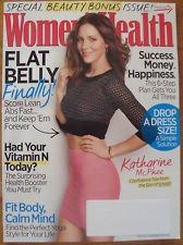 Women's Health Magazine (April 2013) Katharine McPhee