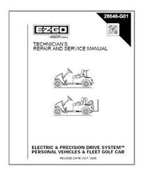 amazon com ezgo txt pds electric golf cart service repair rh amazon com Golf Cart Service Manuals yamaha electric golf cart repair manual