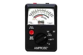 Amprobe AMB-2 Insulation Resistance Tester by Amprobe