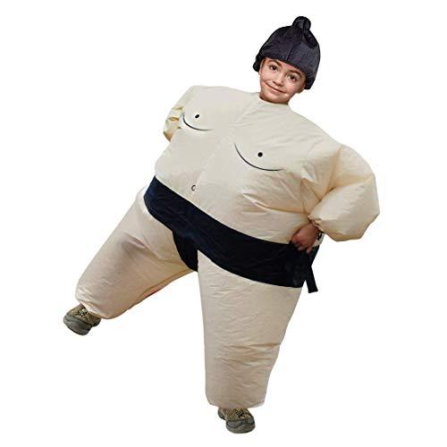 Divertido traje hinchable de Sumo, divertido disfraz de gran ...