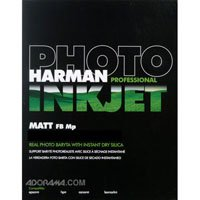 Matt FB Mp Inkjet Paper 8.5 x 11 , 5 (Harman Inkjet Matt)