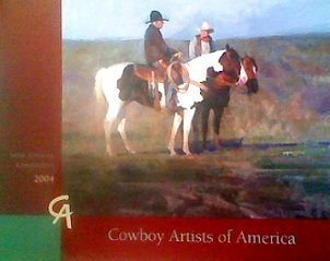 2004 Cowboy Artists of America 39th Annual Exhibition