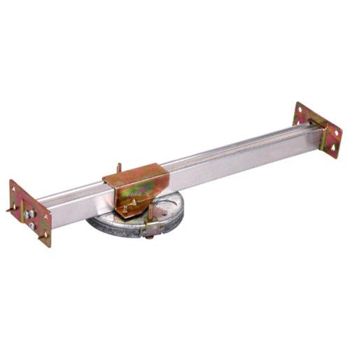 Acero City 56111cfb-bhl pre-galvanized redondo de acero inoxidable ventilador de techo caja con barra de aluminio percha de...