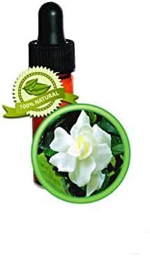 Gardenia Absolute Oil - 100% Pure Gardenia Jasminoides - 1 DRAM (1/8oz)