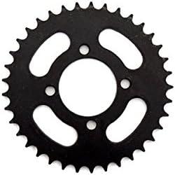 /Ø int 37 Dents Couronne #420 DIrt Bike 58mm