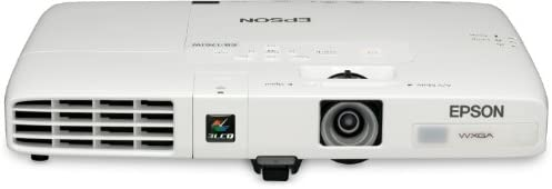 Epson EB-1761W 3LCD WXGA - Proyector (1280 x 800 píxeles, 16:10 ...