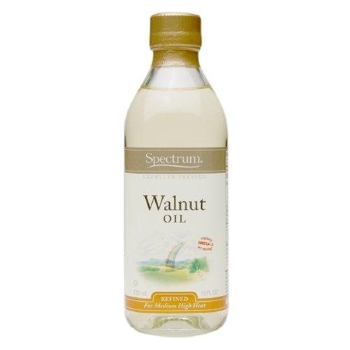 - Spectrum Refined Walnut Oil 16 Fl Oz (Pack of 1)