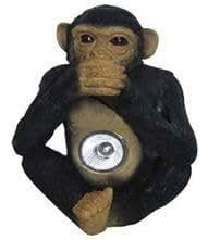 Solar Monkey Garden Spotlight