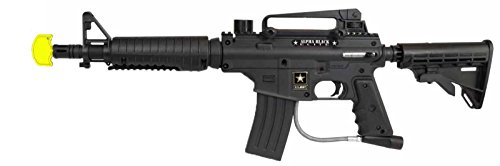 US Army Alpha Elite Paintball Marker, Black by US Army