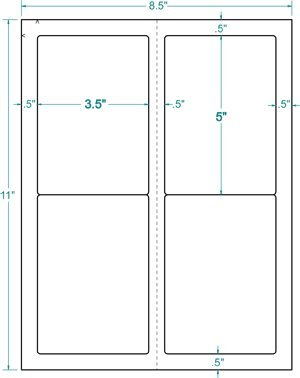 X Label Template Kleobeachfixco - Avery 3x5 template