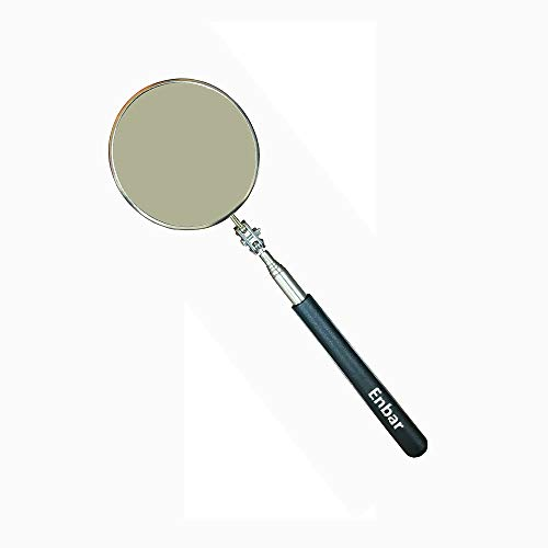 Telescoping Inspection Mirror,Telescoping Flexible Inspection Mirror 360 Swivel,car Inspection Mirror .mechanics mirror on a stick,Diabetic mirror for feet